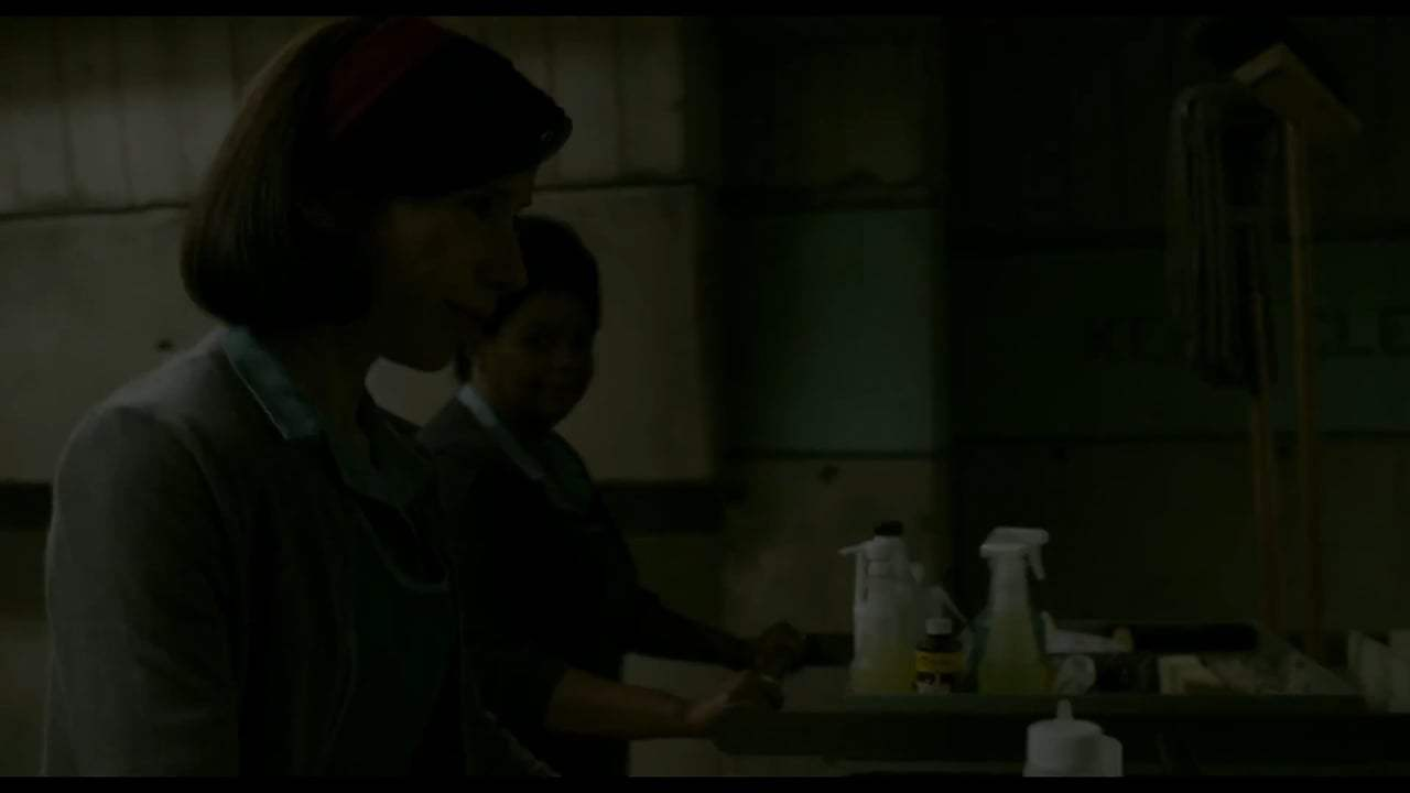 The Shape of Water TV Spot - Tale of Love (2017) Screen Capture #2