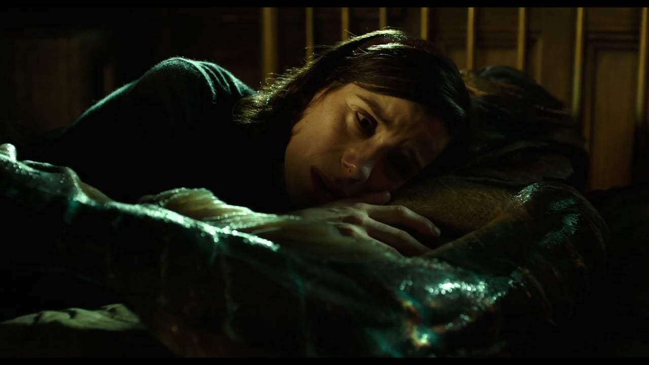 The Shape of Water TV Spot - Tale of Love (2017) Screen Capture #4
