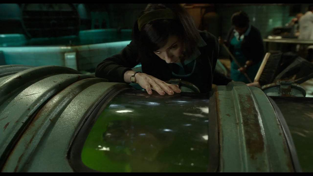 The Shape of Water TV Spot - Ticking (2017) Screen Capture #2
