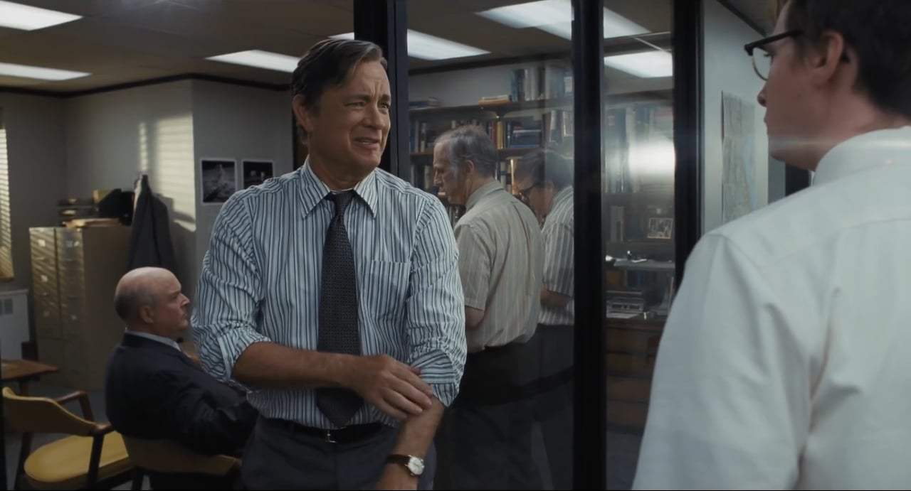The Post TV Spot - Incredible True Story (2018) Screen Capture #2