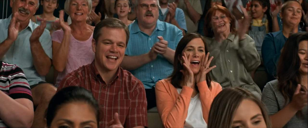 Downsizing TV Spot - Get Small (2017) Screen Capture #3