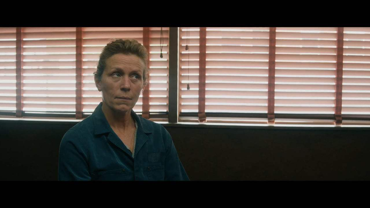Three Billboards Outside Ebbing, Missouri TV Spot - Talk Back Review (2017) Screen Capture #2
