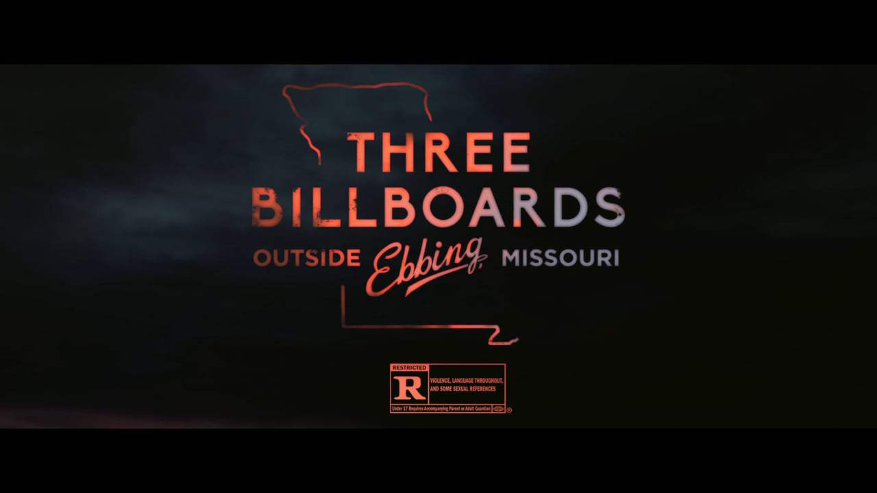 Three Billboards Outside Ebbing, Missouri TV Spot - Talk Back Review (2017) Screen Capture #4