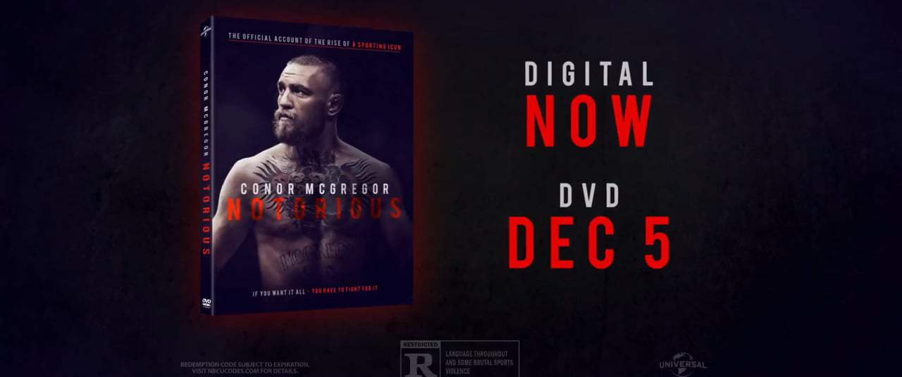 Conor McGregor: Notorious (2017) - World Champion Preparations Screen Capture #4