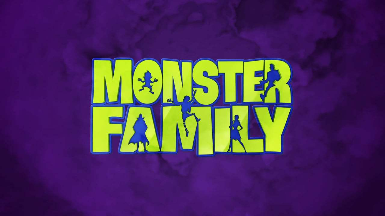 Monster Family Trailer (2018) Screen Capture #4