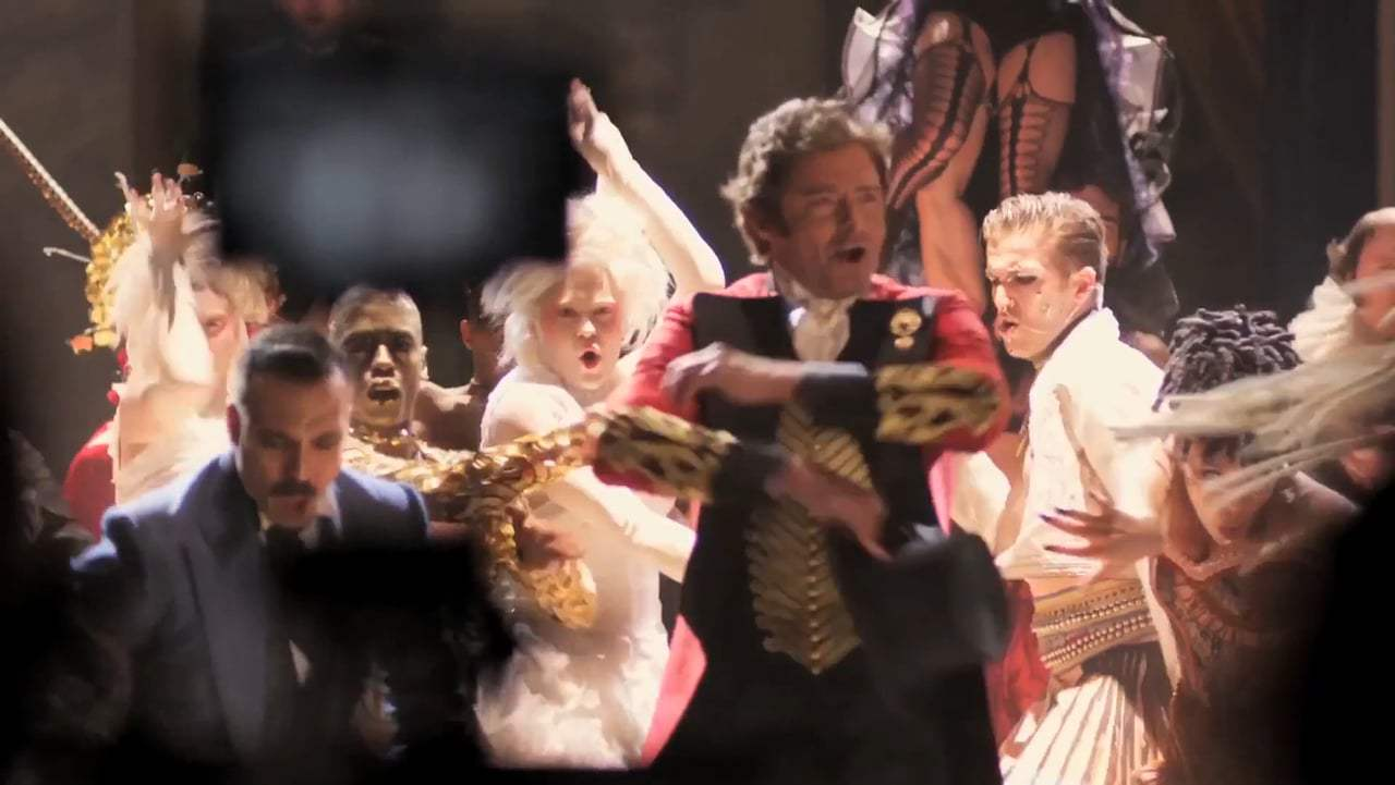 The Greatest Showman Featurette - Art of the Musical (2017) Screen Capture #3