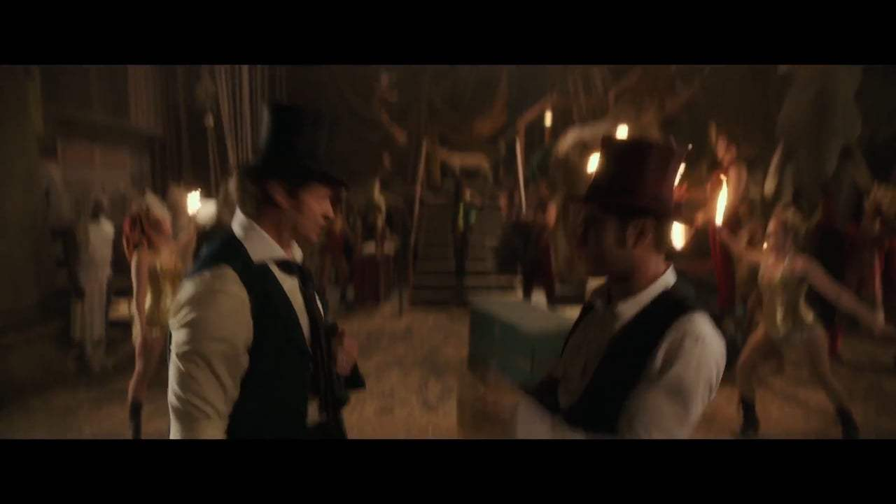 The Greatest Showman Featurette - Art of the Musical (2017) Screen Capture #4