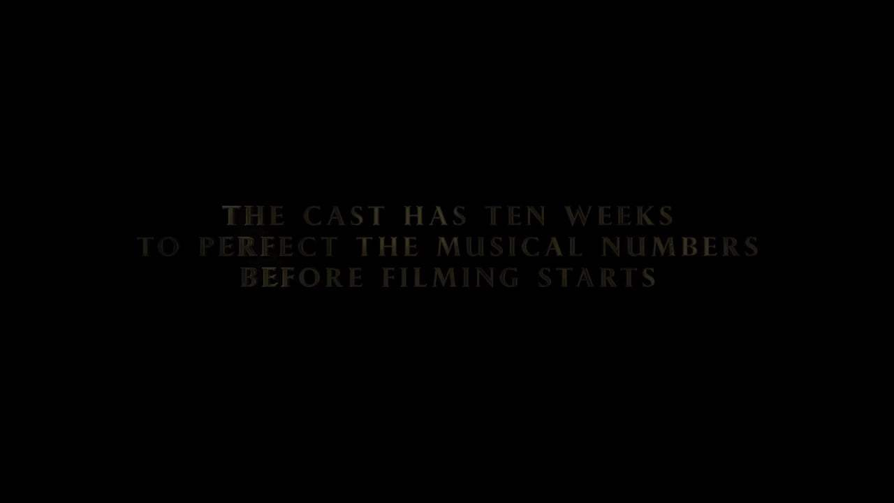 The Greatest Showman Featurette - Rehearsals (2017) Screen Capture #1