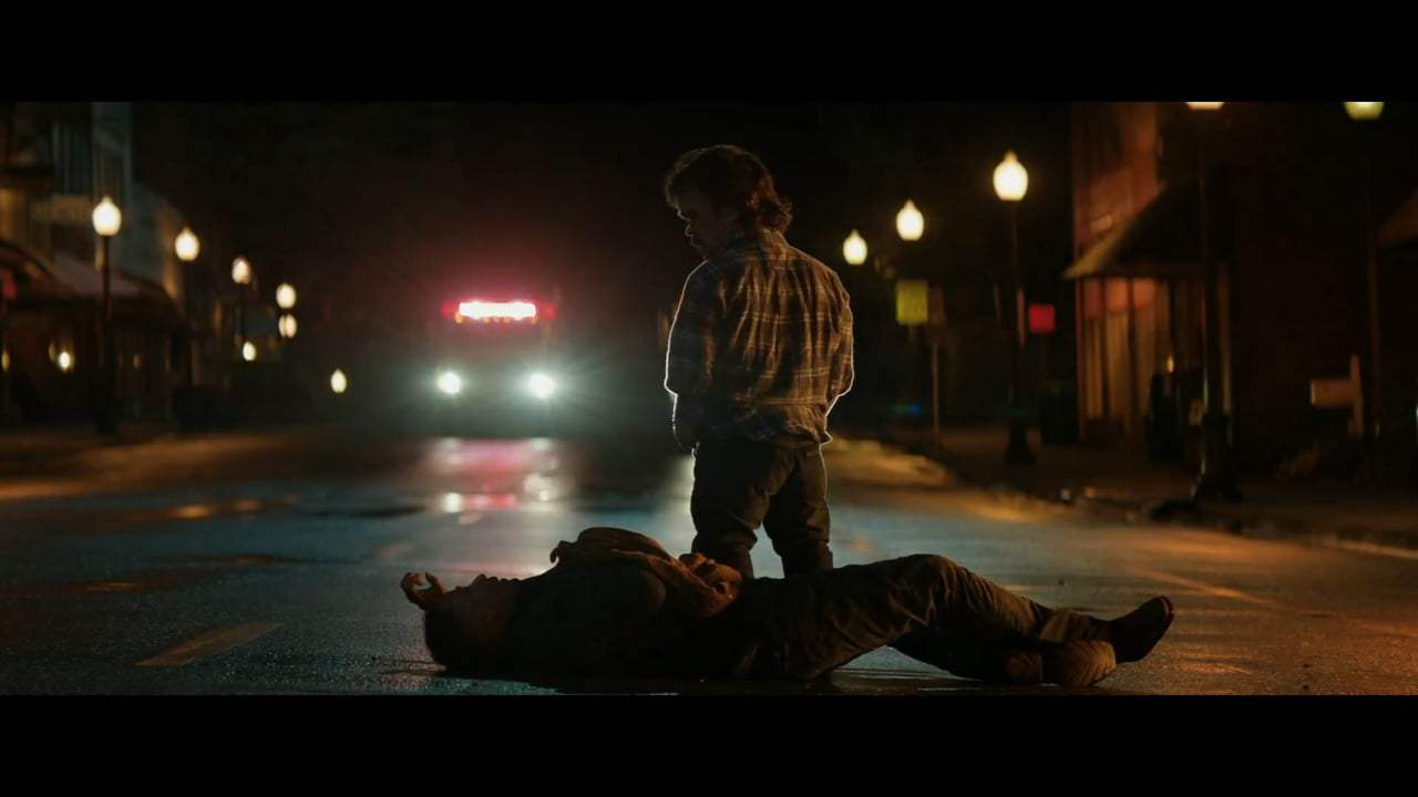 Three Billboards Outside Ebbing, Missouri Featurette - A Town of Characters (2017) Screen Capture #4