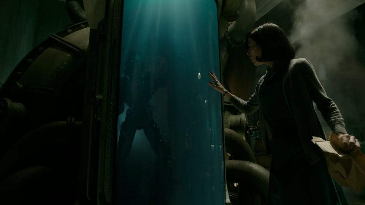 The Shape of Water Featurette - An Ancient Force (2017) Screen Capture #1