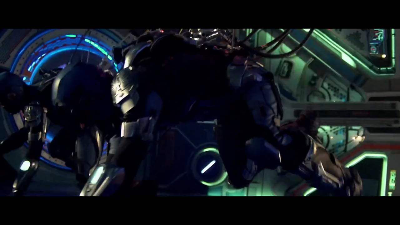 Pacific Rim Uprising Tokyo Comic-Con Trailer (2018) Screen Capture #2