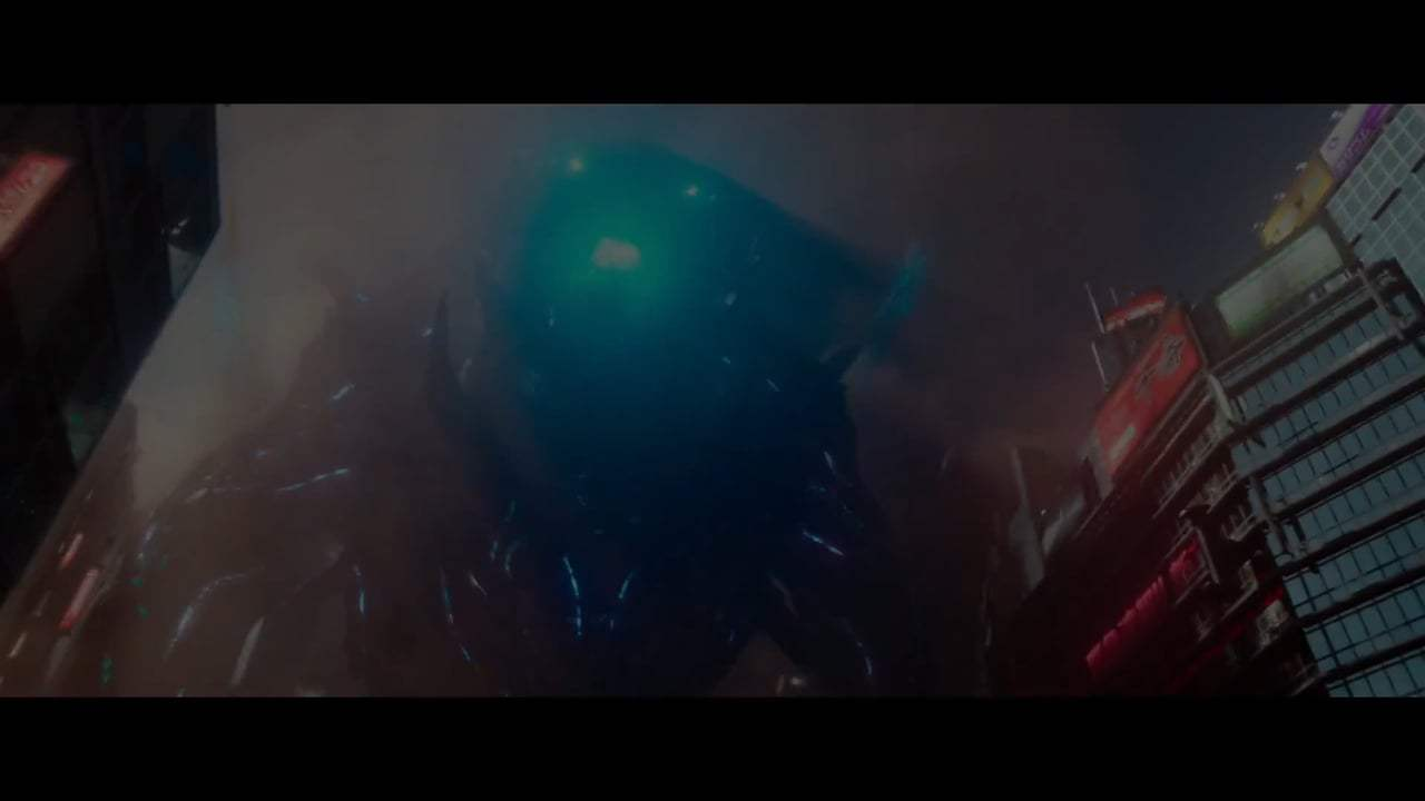 Pacific Rim Uprising Tokyo Comic-Con Trailer (2018) Screen Capture #3