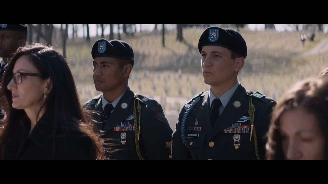 Thank You for Your Service TV Spot - Own It (2017) Screen Capture #2