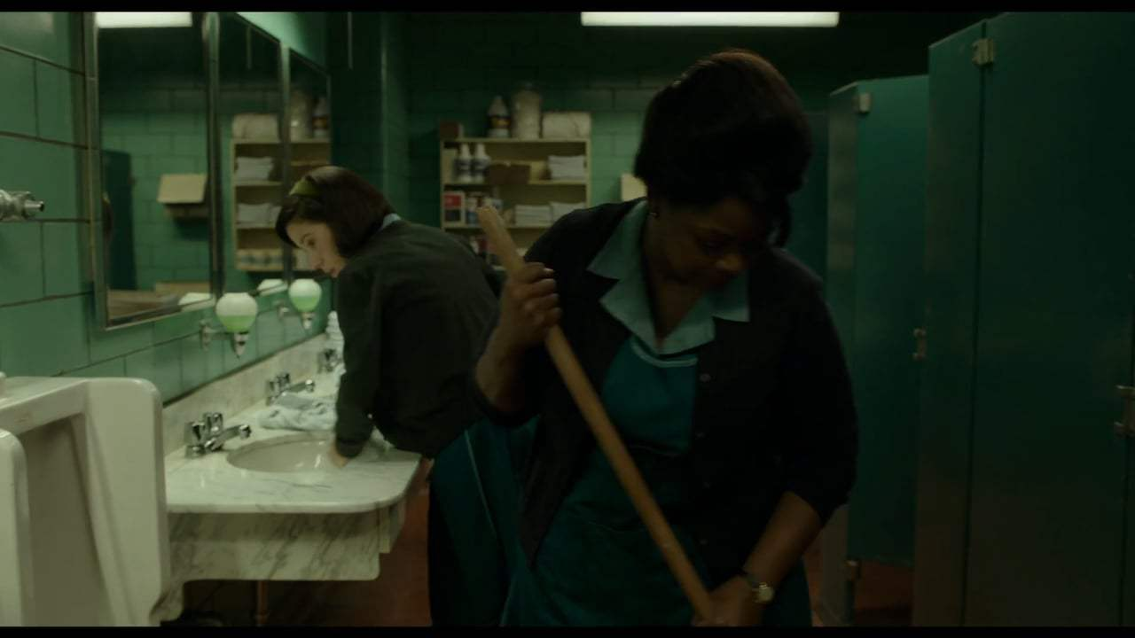 The Shape of Water (2017) - Weakness in Character Screen Capture #2