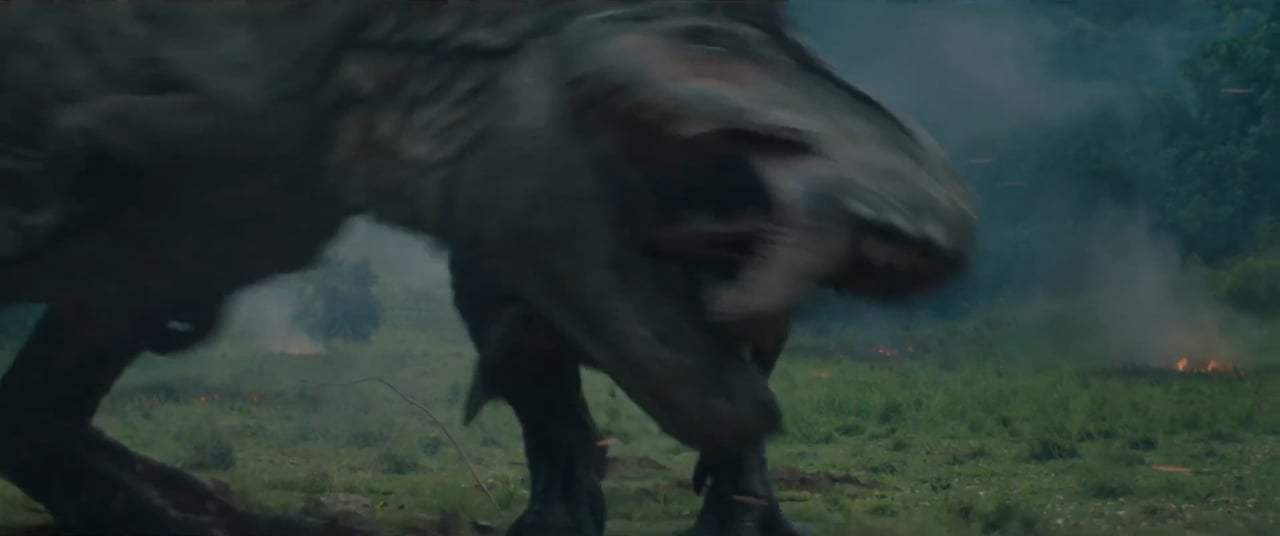 Jurassic World: Fallen Kingdom Trailer (2018) Screen Capture #3