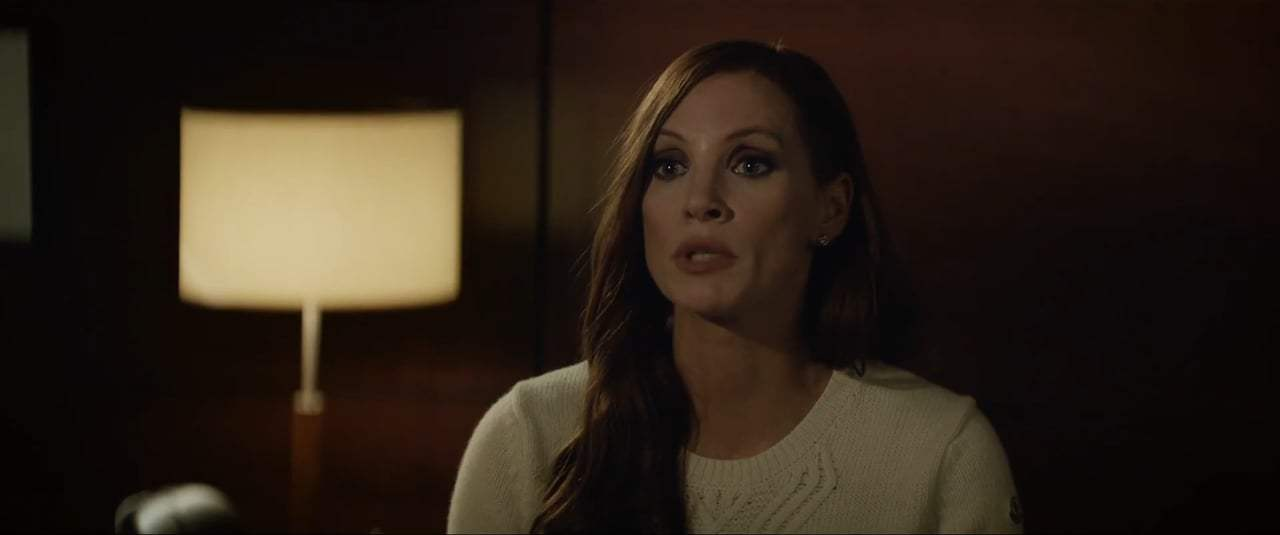Molly's Game (2017) - Because It's My Name Screen Capture #3