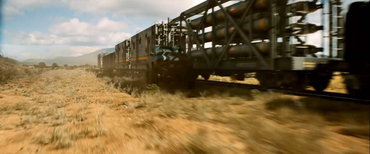 Maze Runner: The Death Cure Theatrical Trailer (2018) Screen Capture #1