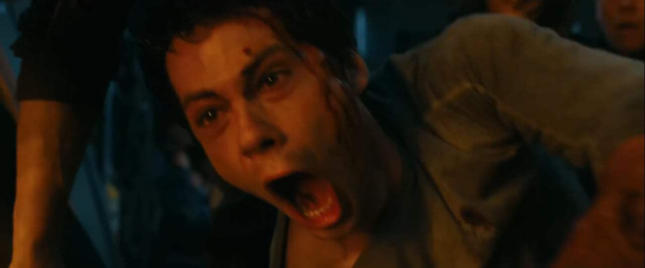 Maze Runner: The Death Cure Theatrical Trailer (2018) Screen Capture #4