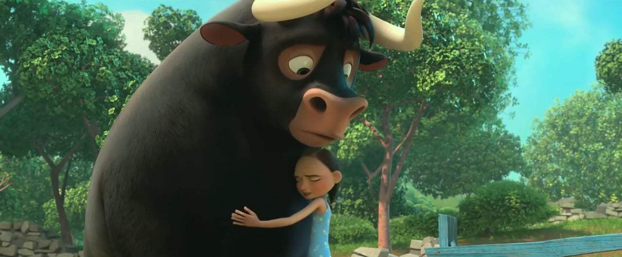 Ferdinand TV Spot - The Herd (2017) Screen Capture #2
