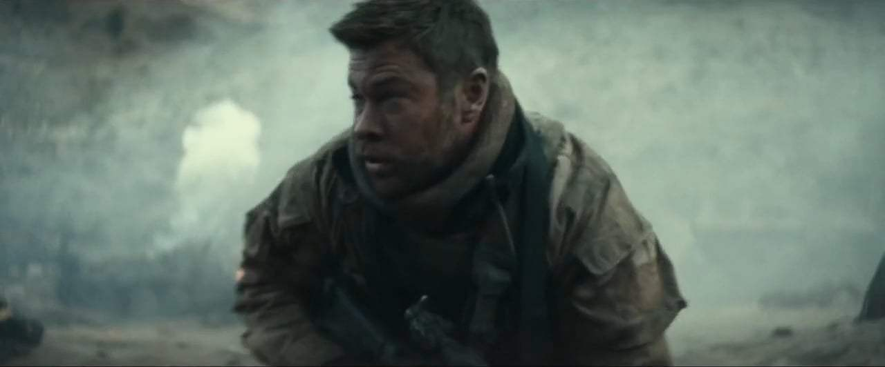12 Strong TV Spot - Ready (2018) Screen Capture #3