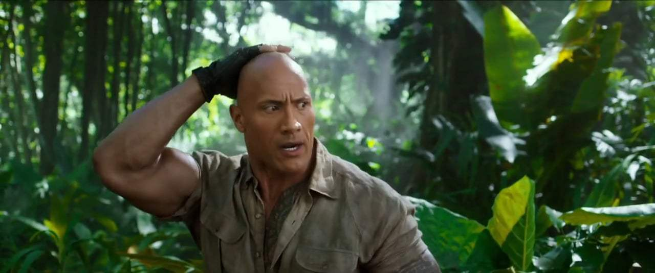 Jumanji: Welcome to the Jungle TV Spot - Adrenaline (2017) Screen Capture #1