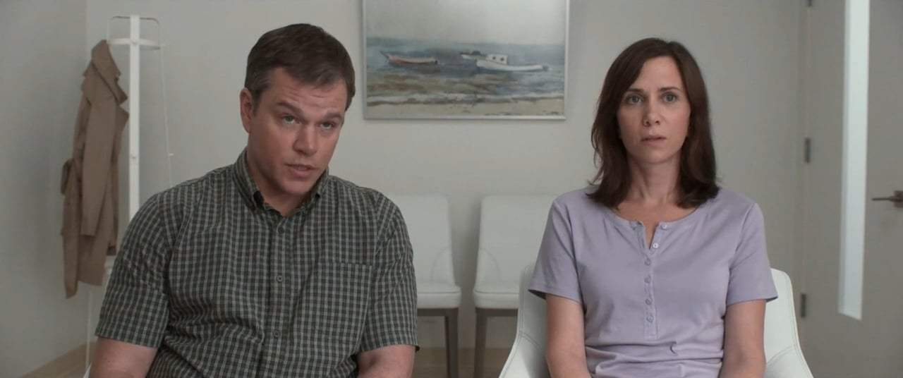 Downsizing (2017) - Yes or No Screen Capture #1