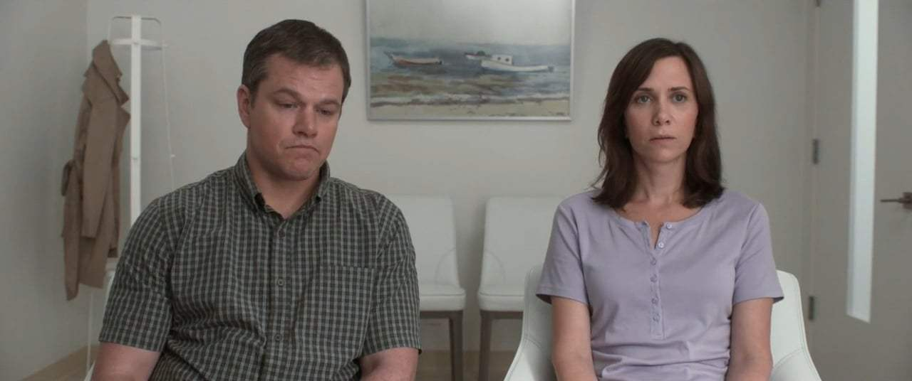 Downsizing (2017) - Yes or No Screen Capture #2