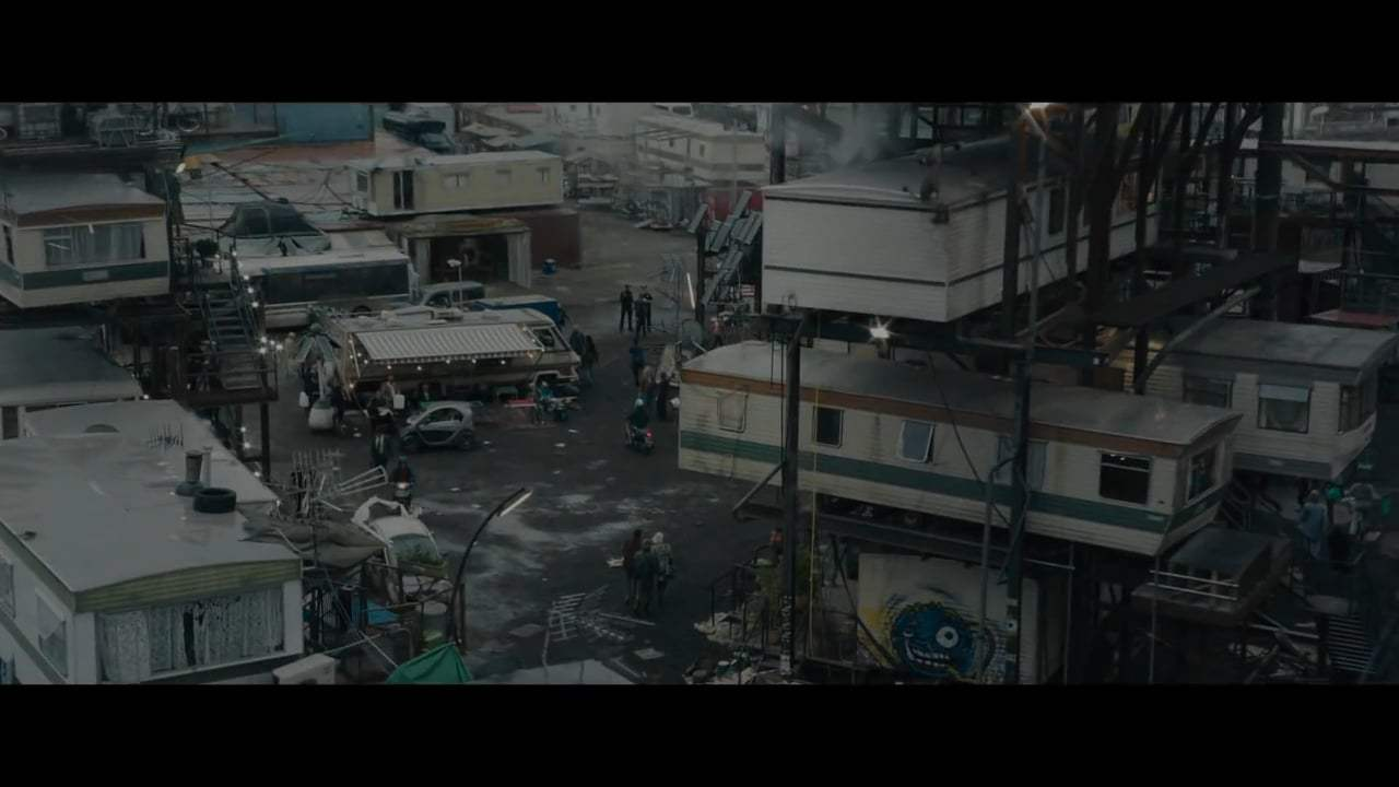 Ready Player One Trailer (2018) Screen Capture #1