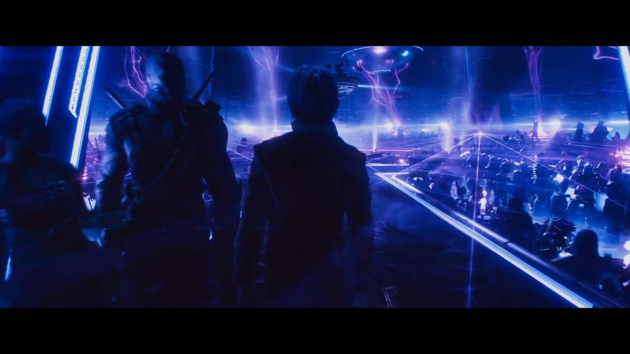 Ready Player One Trailer (2018) Screen Capture #2