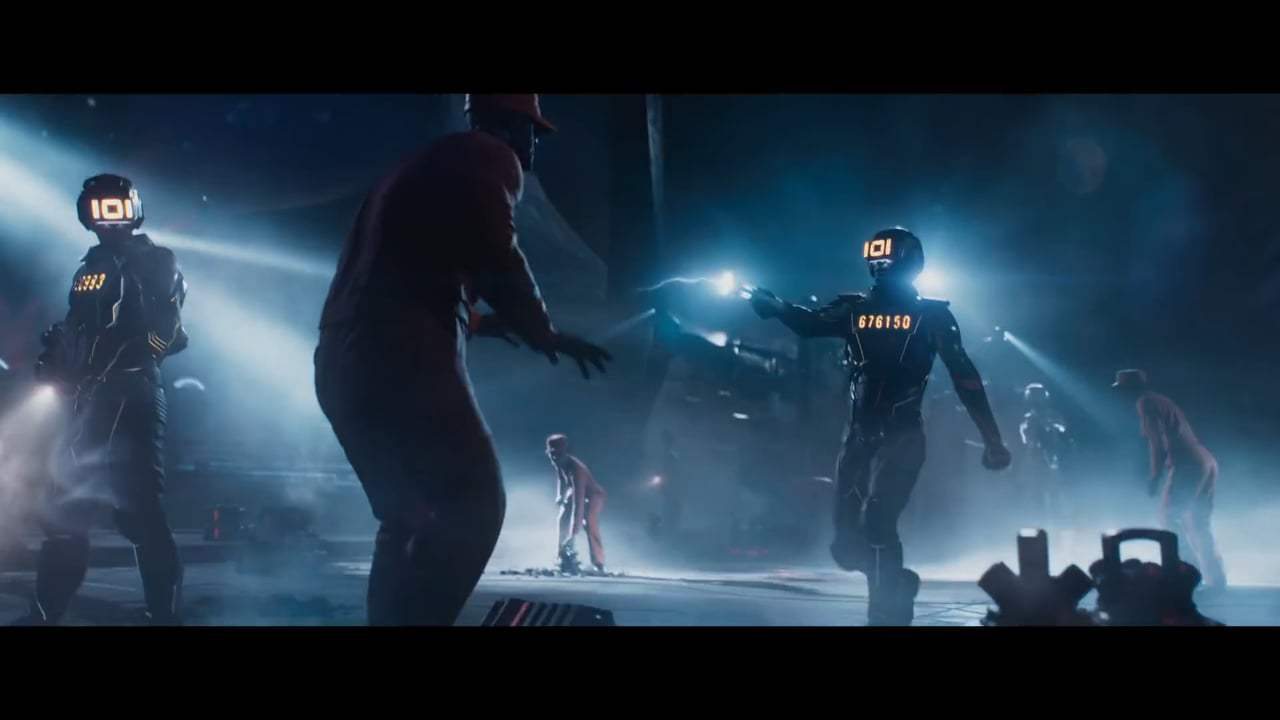 Ready Player One Trailer (2018) Screen Capture #3