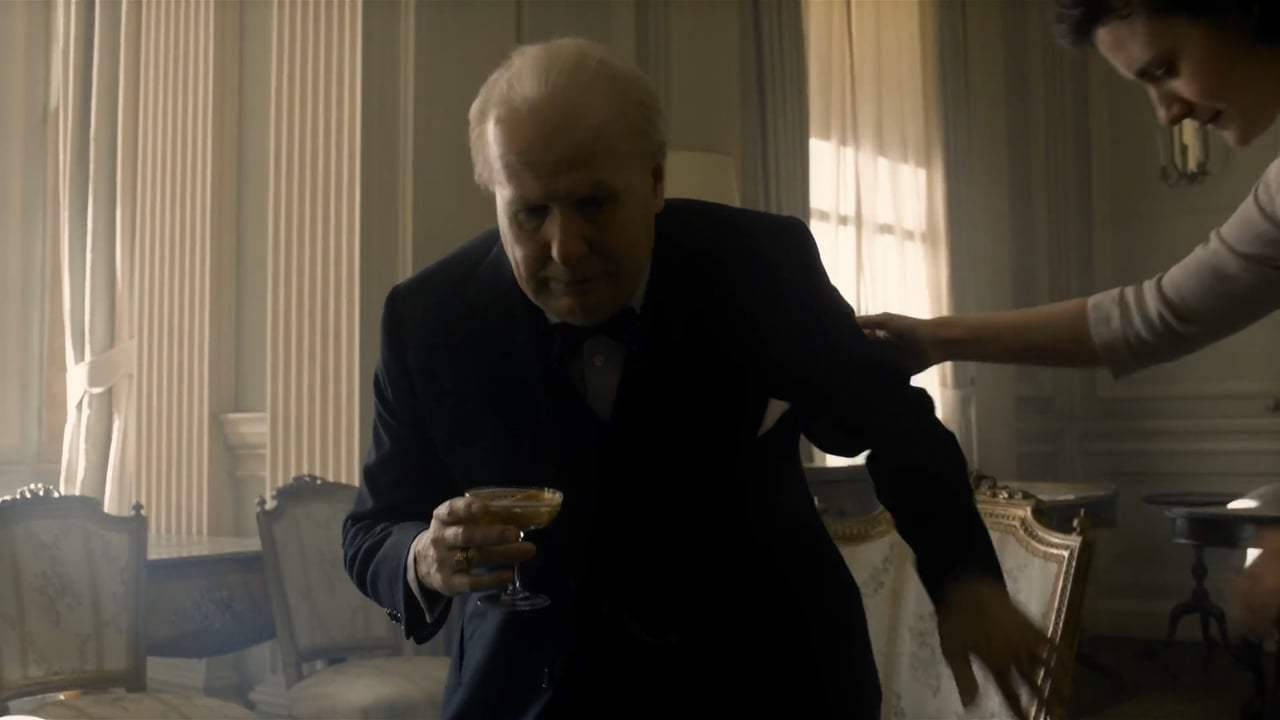 Darkest Hour (2017) - Not Buggering It Up Screen Capture #1