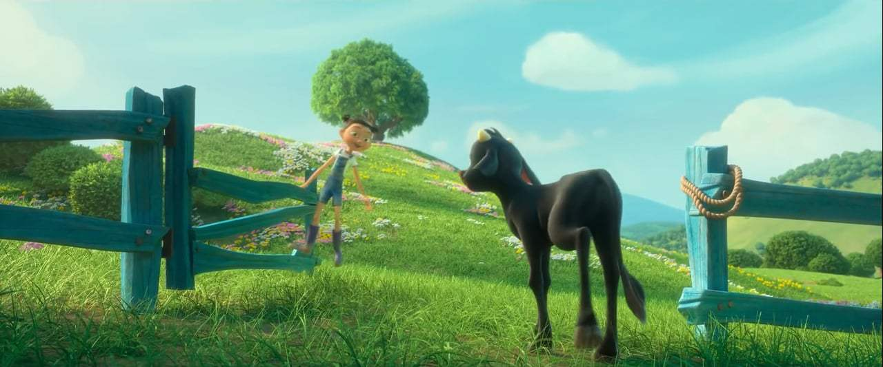 Ferdinand (2017) - Happy to Call This Home Screen Capture #1