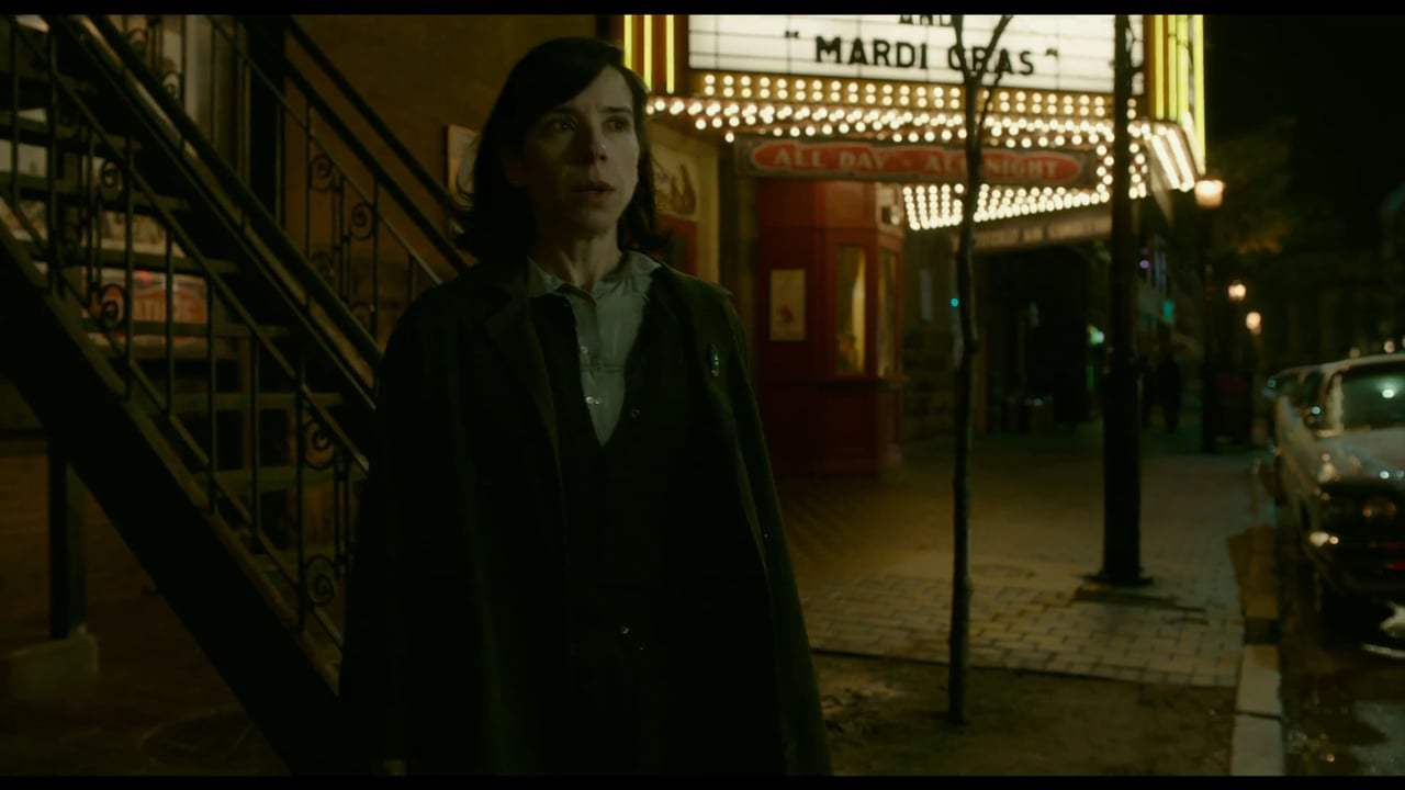 The Shape of Water (2017) - Theater Screen Capture #1