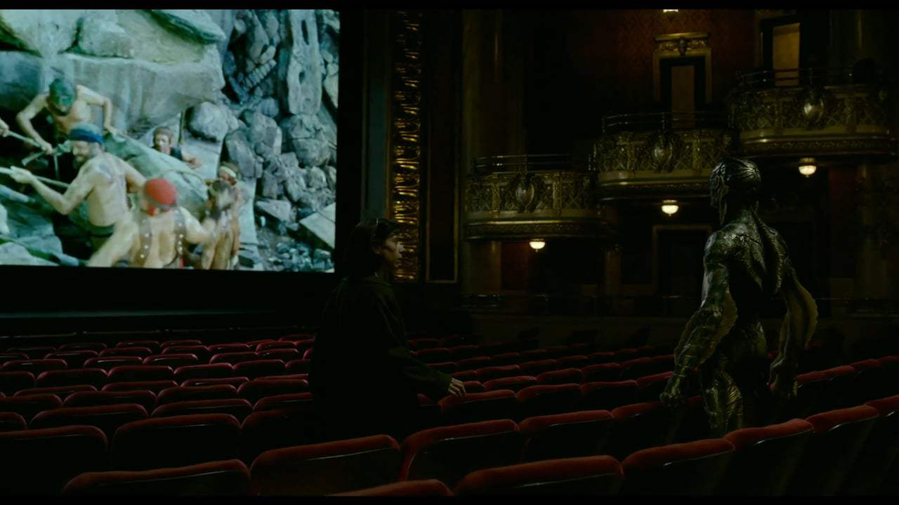 The Shape of Water (2017) - Theater Screen Capture #3