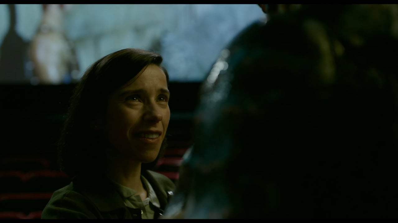 The Shape of Water (2017) - Theater Screen Capture #4
