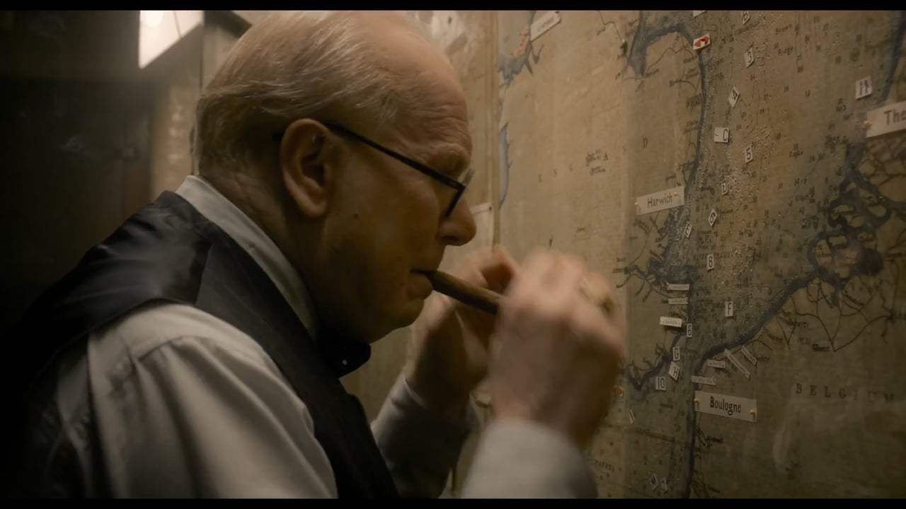 Darkest Hour Featurette - Man Behind the Legend (2017) Screen Capture #3