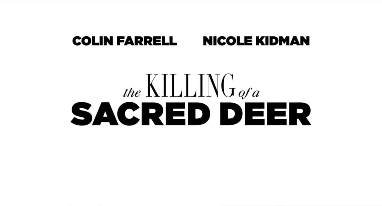 The Killing of a Sacred Deer TV Spot - Christmas Caroling (2017) Screen Capture #4
