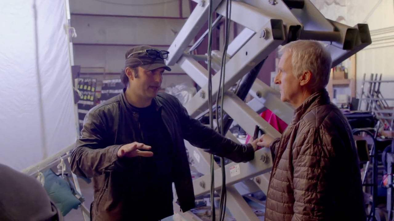 Alita: Battle Angel Featurette - Robert Rodriguez (2018) Screen Capture #1