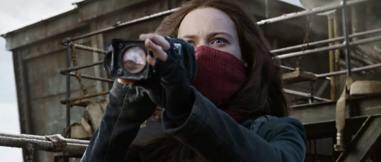 Mortal Engines Teaser Trailer (2018) Screen Capture #2