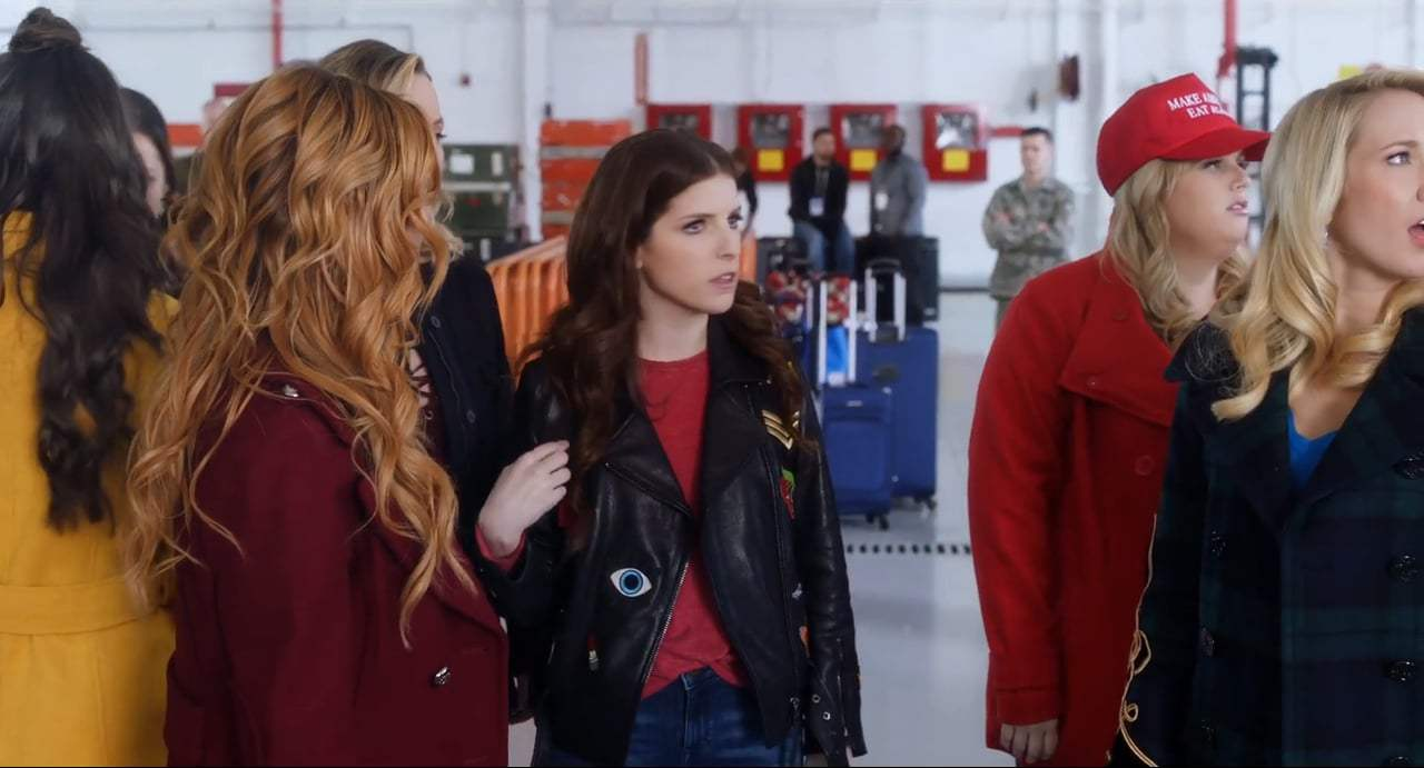 Pitch Perfect 3 Featurette - Inside Look (2017) Screen Capture #3