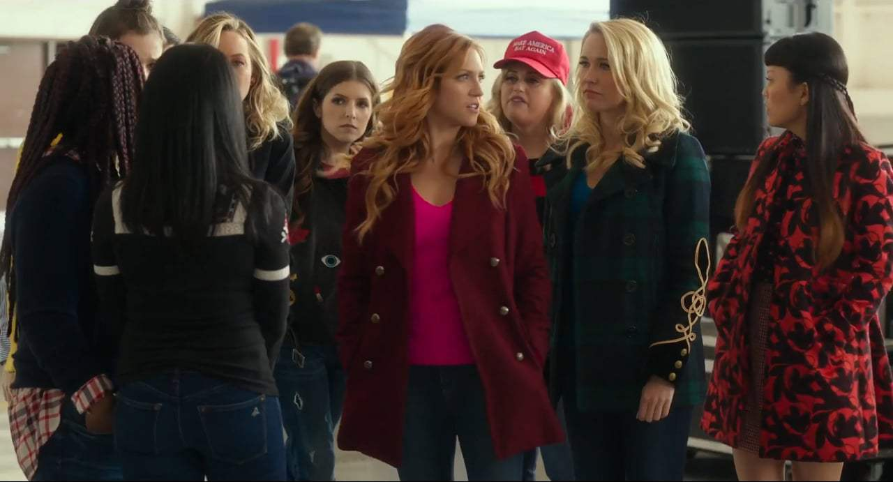 Pitch Perfect 3 Featurette - Riff Off (2017) Screen Capture #1