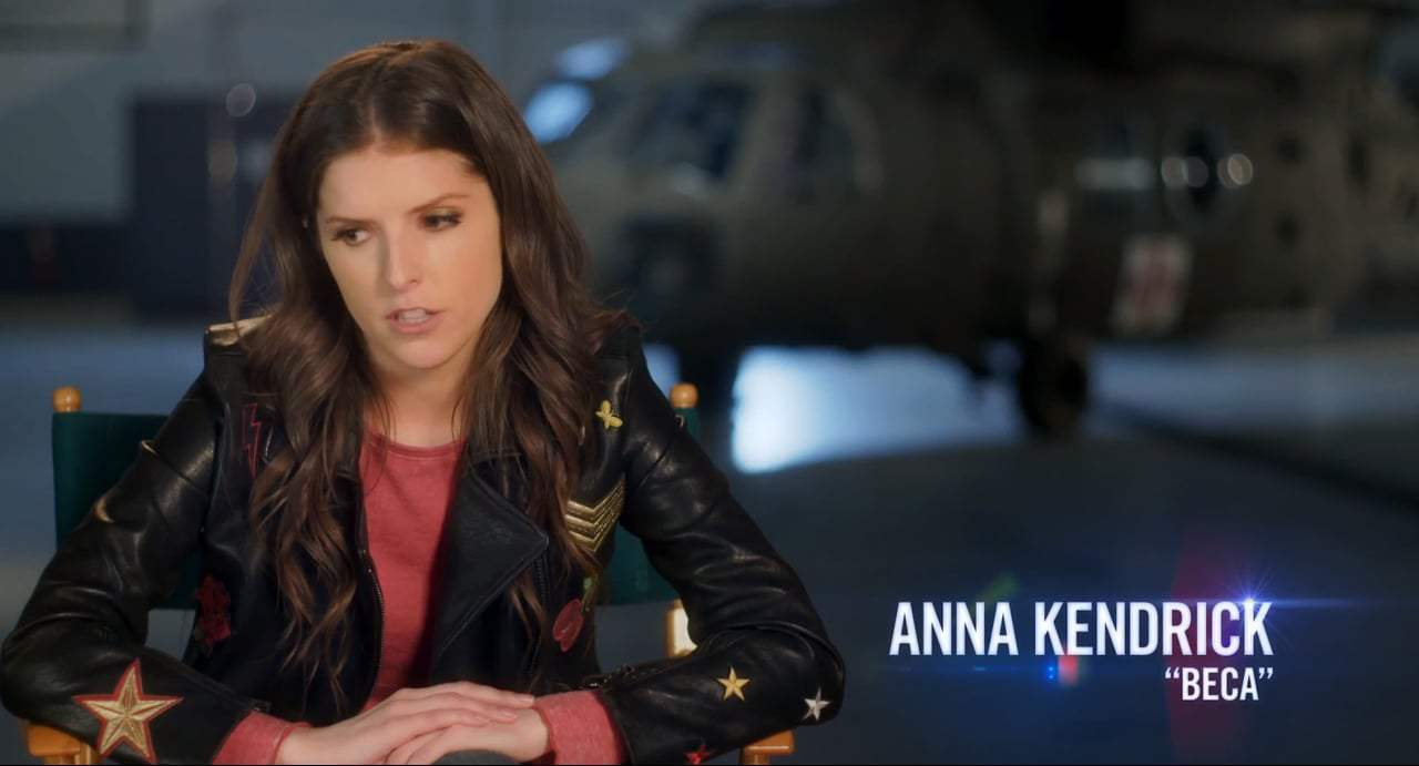 Pitch Perfect 3 Featurette - USO Tour (2017) Screen Capture #1