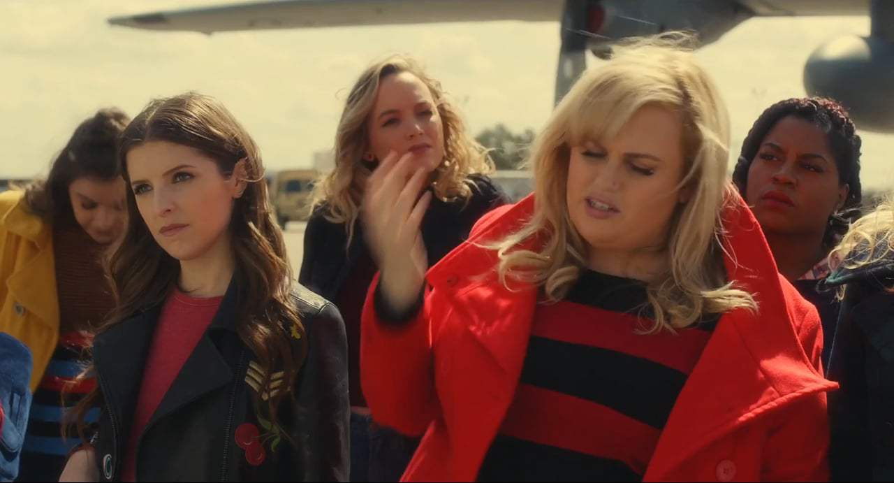 Pitch Perfect 3 Featurette - USO Tour (2017) Screen Capture #2