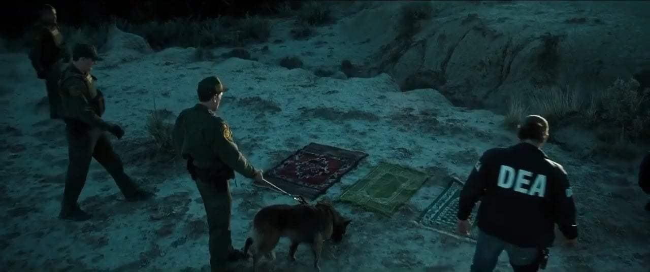 Sicario: Day of the Soldado Trailer (2018) Screen Capture #3
