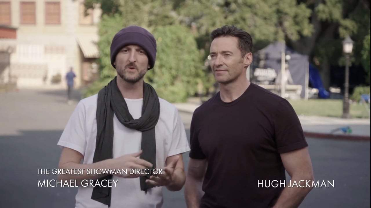 The Greatest Showman Featurette - From Now On (2017) Screen Capture #1