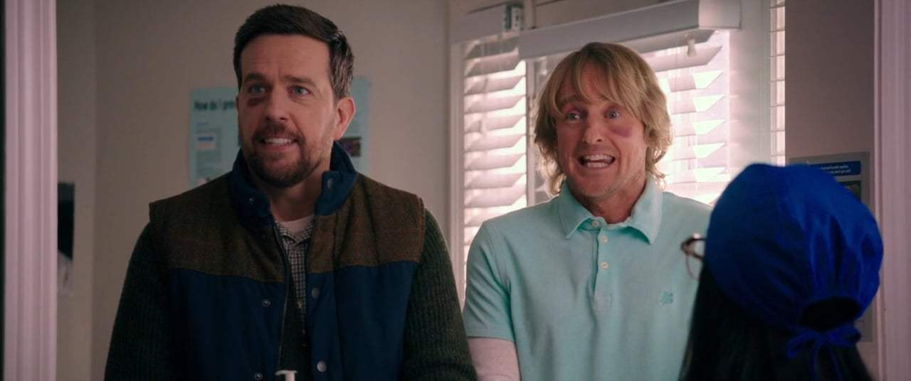 Father Figures (2017) - Conversation Screen Capture #2