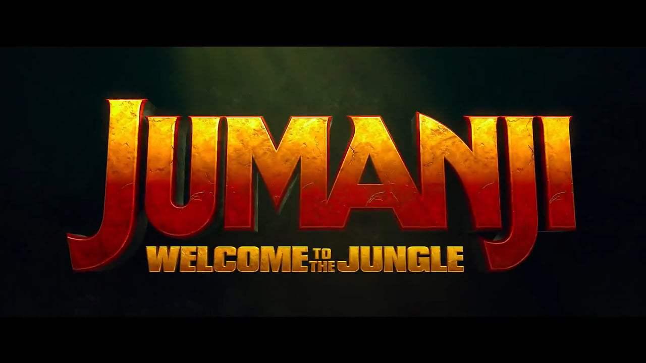 Jumanji Logo Jungle Full Trailer