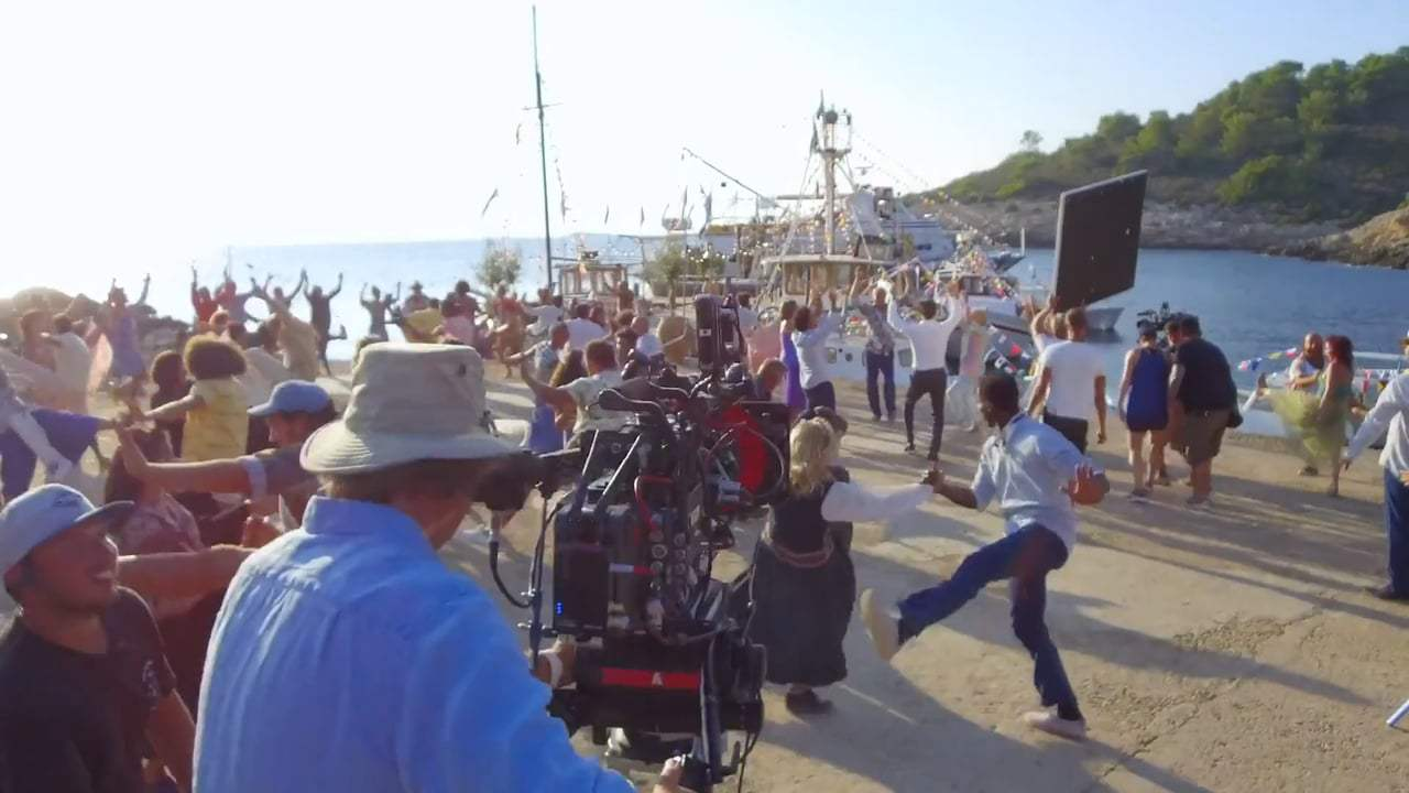 Mamma Mia! Here We Go Again Featurette - It's A Wrap (2018) Screen Capture #2