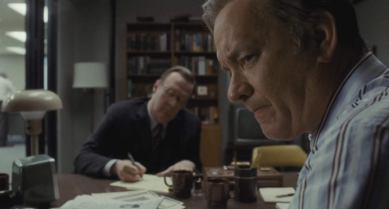 The Post TV Spot - Rebellion (2018) Screen Capture #3