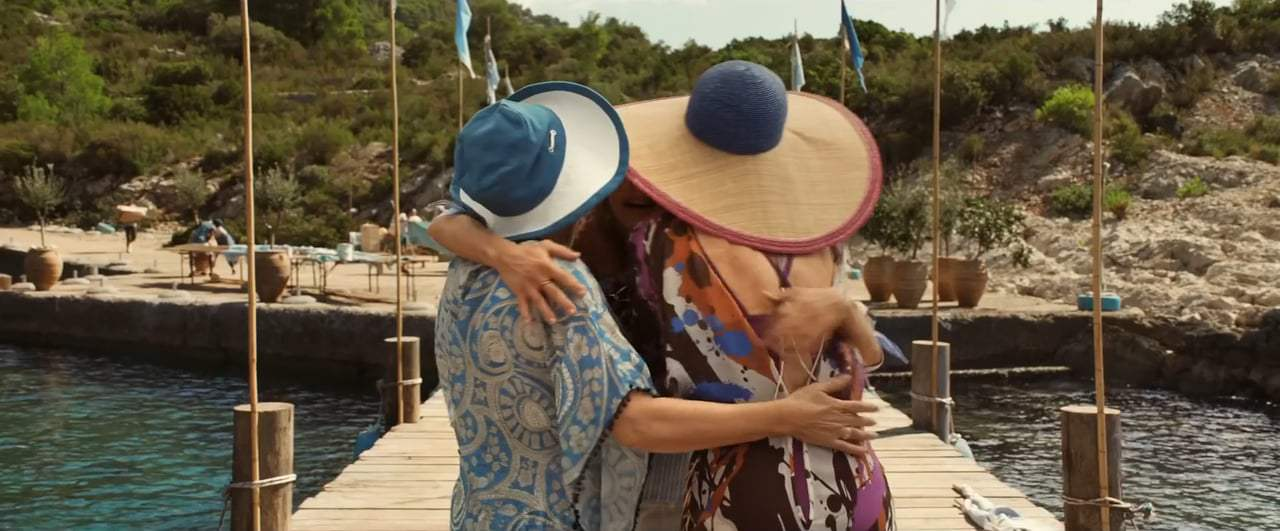 Mamma Mia Here We Go Again Trailer 2018